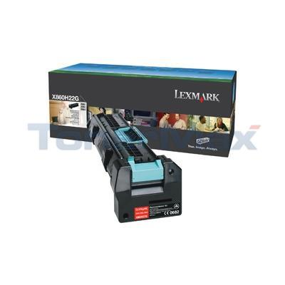 LEXMARK X860E PHOTOCONDUCTOR KIT